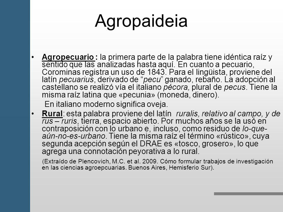 Agropaideia