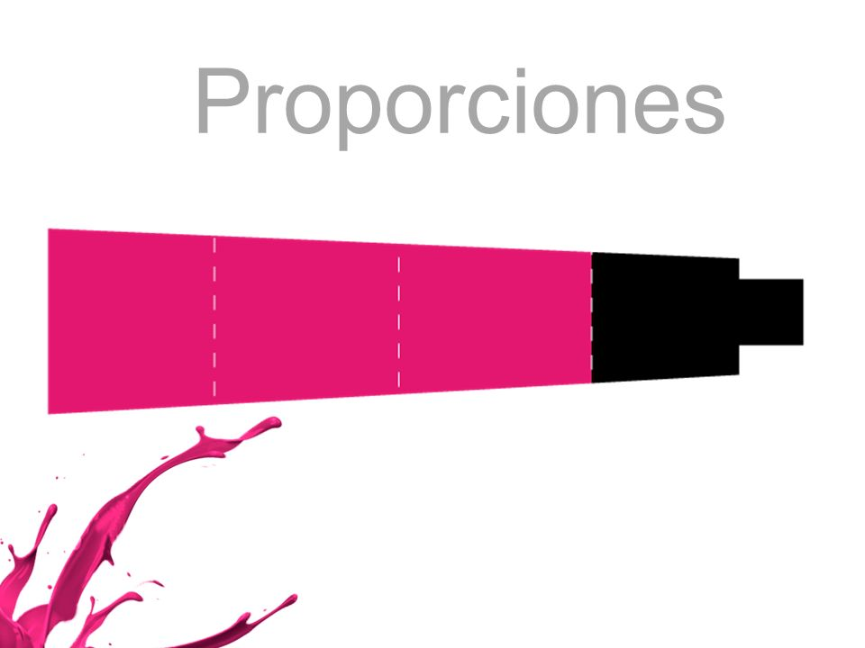 Proporciones