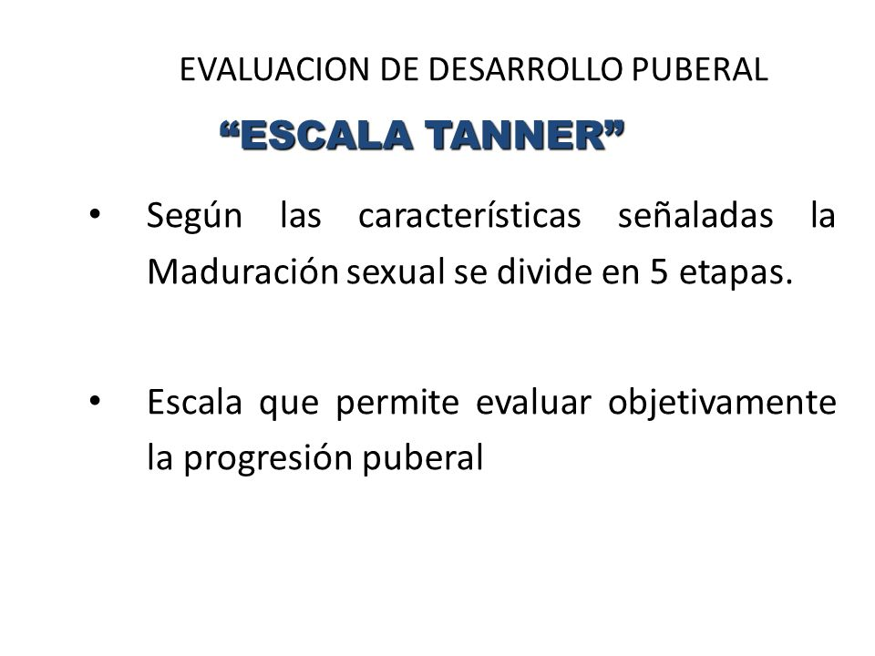 Etapas de Tanner- Mujer - Scribd