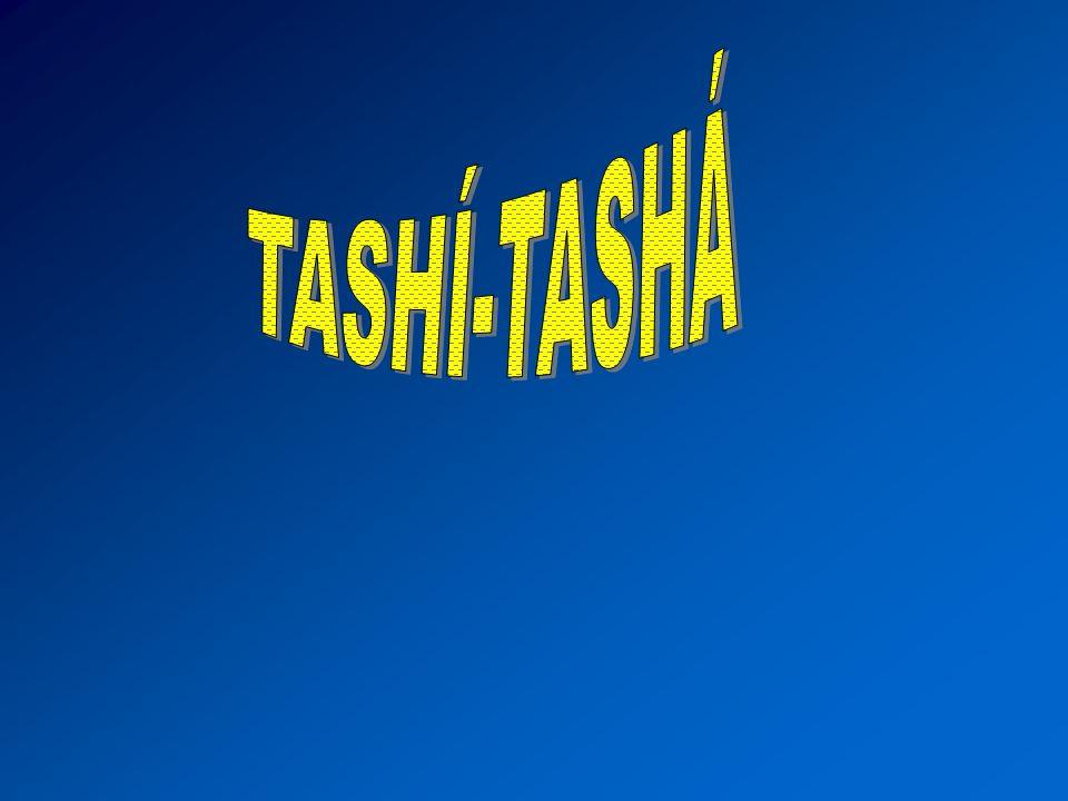 TASHÍ-TASHÁ