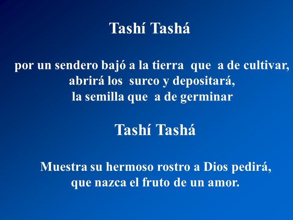 Tashí Tashá Tashí Tashá