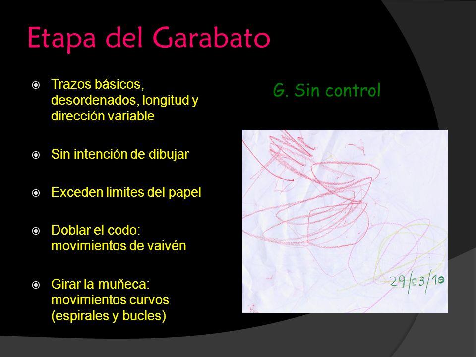 Etapa del Garabato G. Sin control