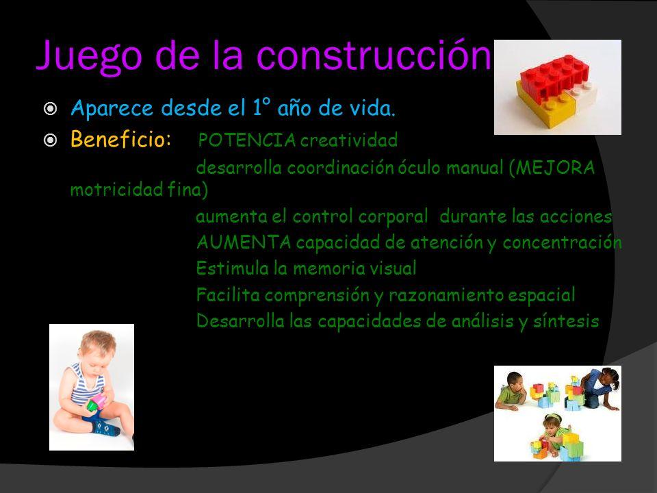Juego de la construcción