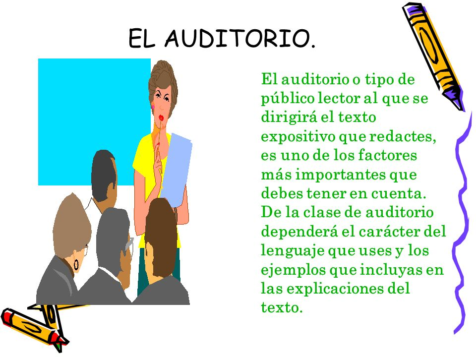EL AUDITORIO.