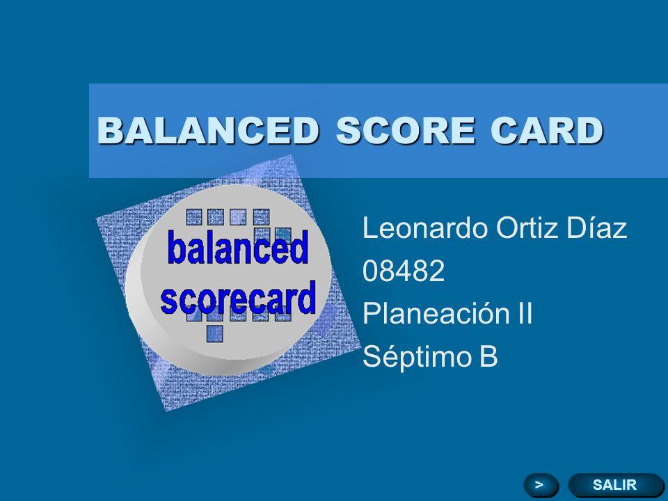 Leonardo Ortiz Díaz 08482 Planeación II Séptimo B