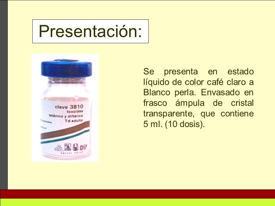 Presentación: