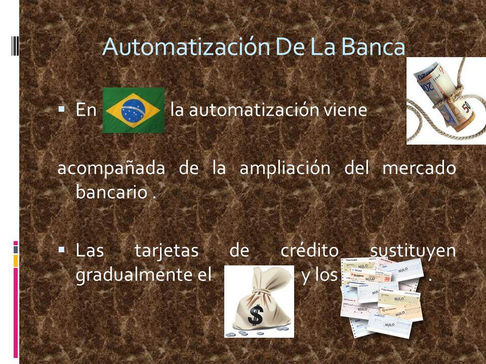 Automatización De La Banca