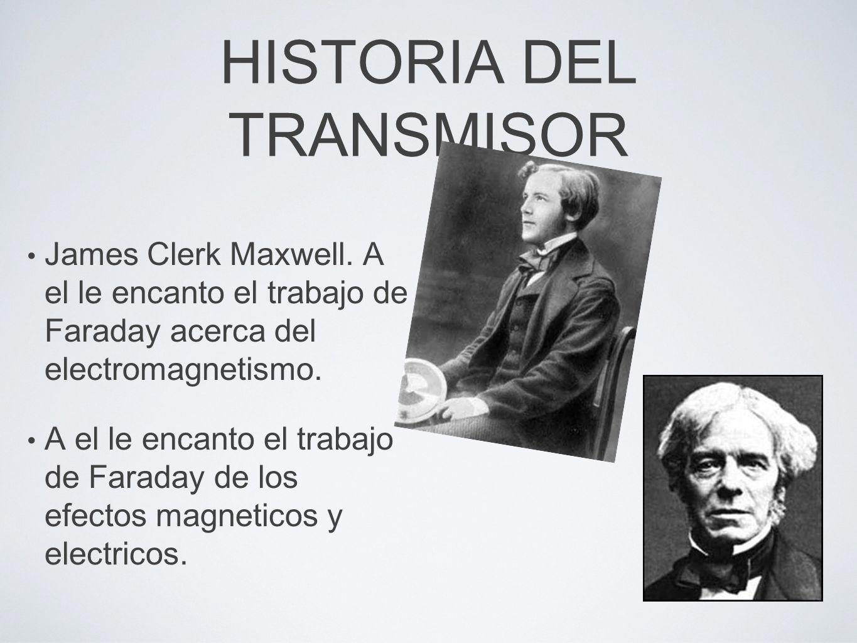 HISTORIA DEL TRANSMISOR