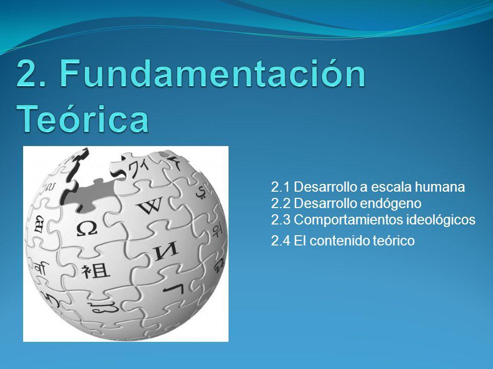 2. Fundamentación Teórica