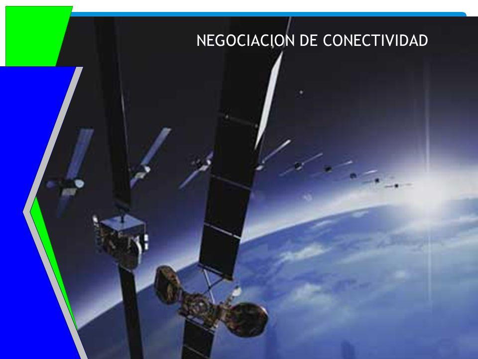 NEGOCIACION DE CONECTIVIDAD