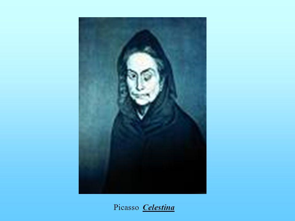 Picasso Celestina
