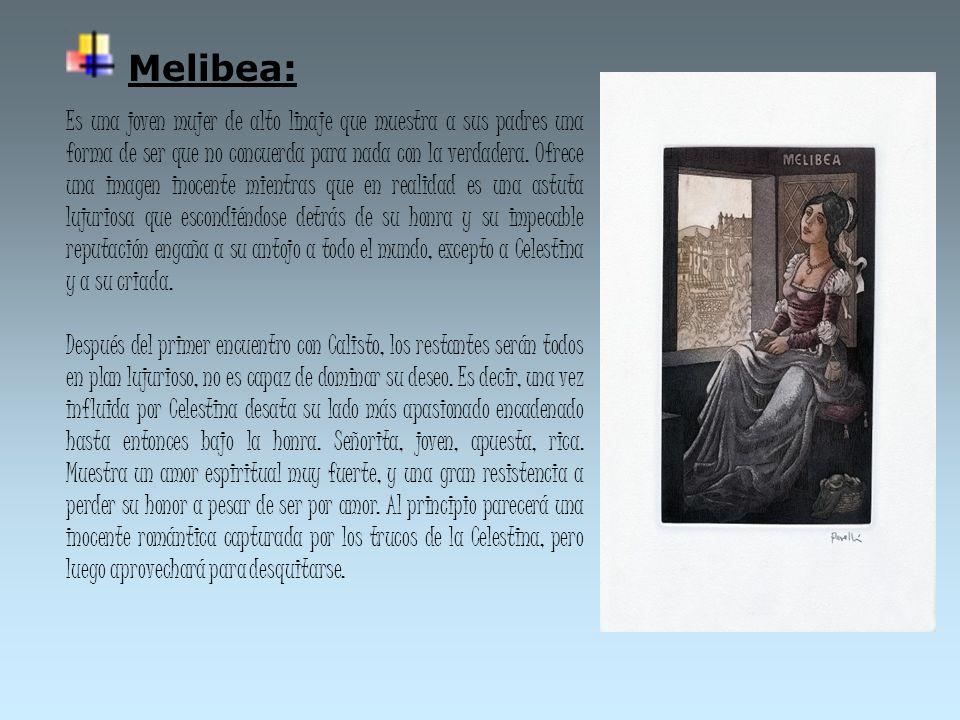 Melibea: