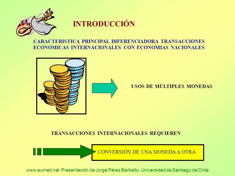 INTRODUCCIÓN CARACTERISTICA PRINCIPAL DIFERENCIADORA TRANSACCIONES