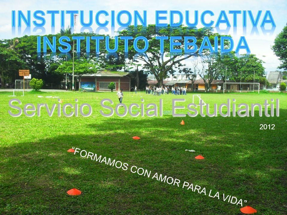 Servicio Social Estudiantil