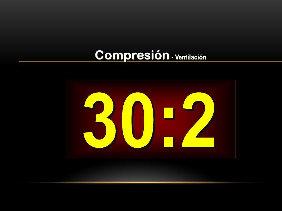 Compresión - Ventilación