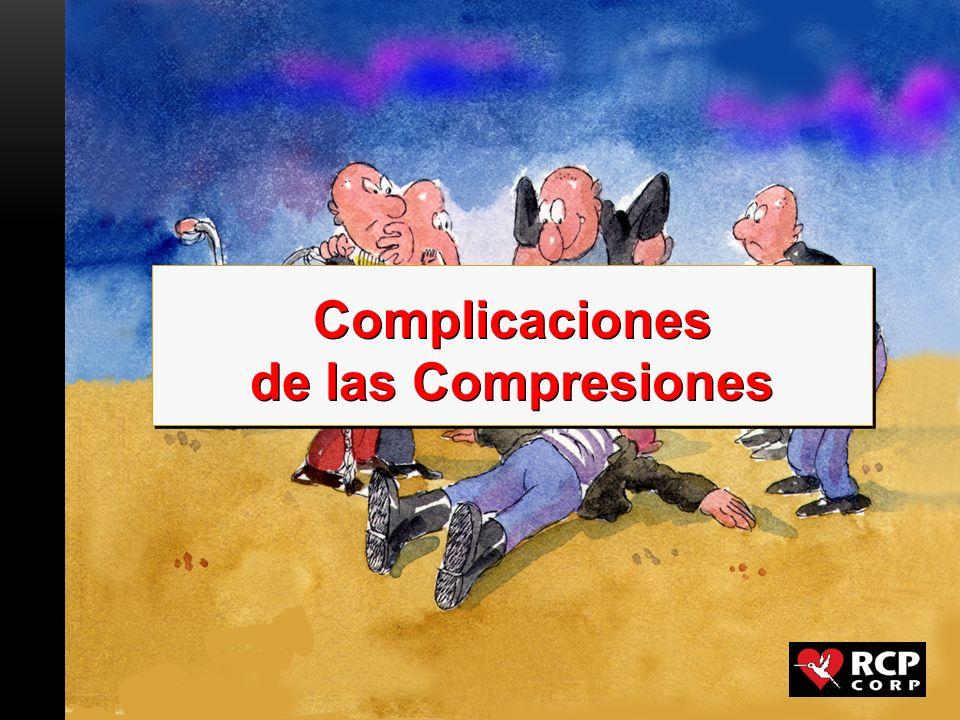 Complicaciones de las Compresiones