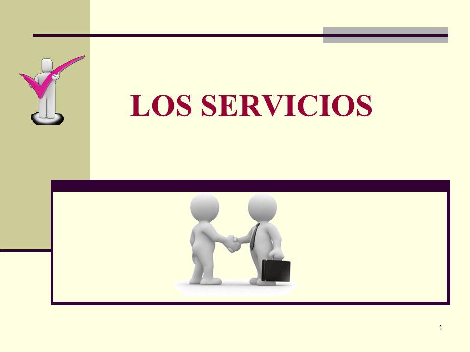 LOS SERVICIOS