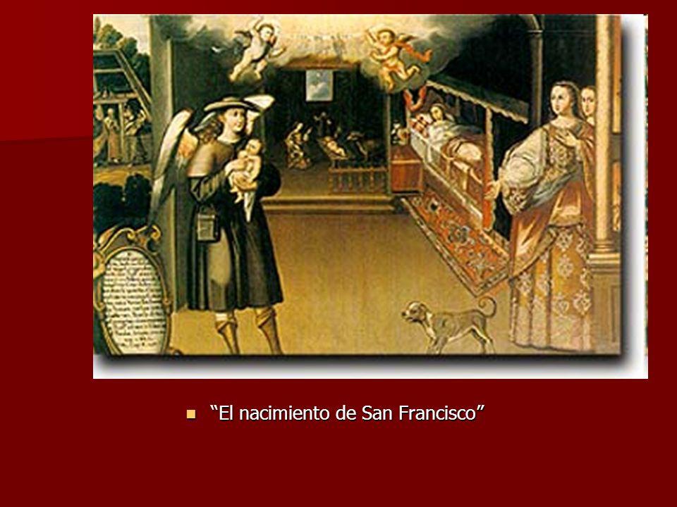 El nacimiento de San Francisco