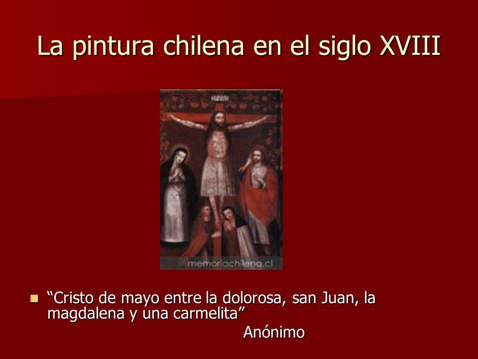 La pintura chilena en el siglo XVIII