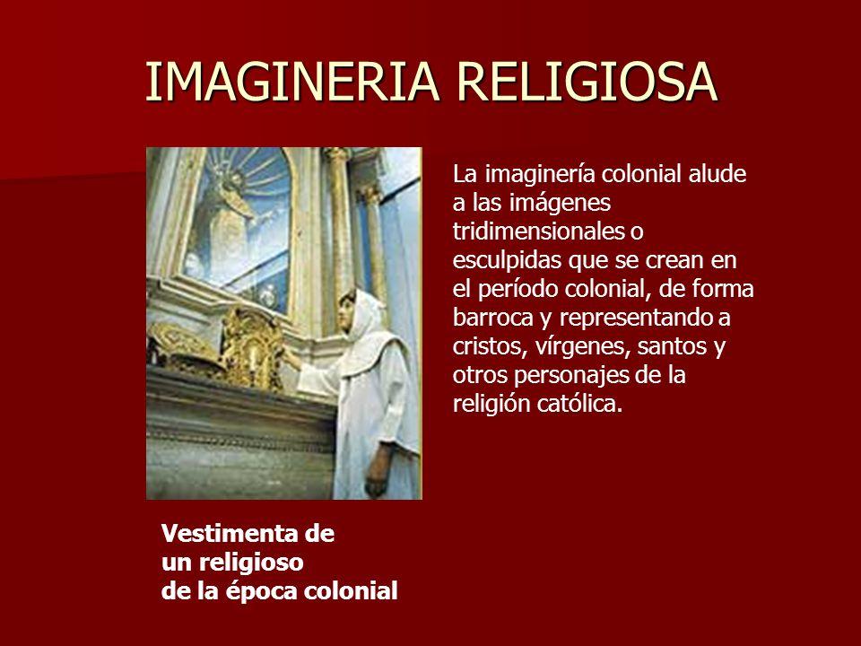 IMAGINERIA RELIGIOSA