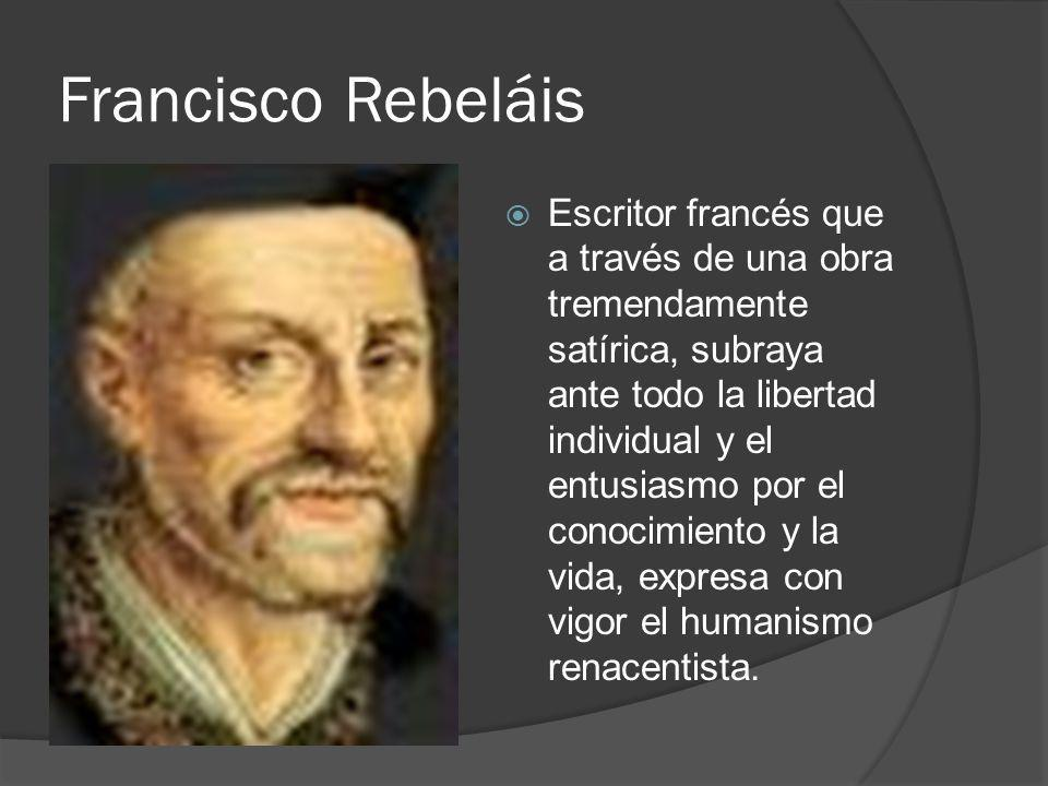 Francisco Rebeláis