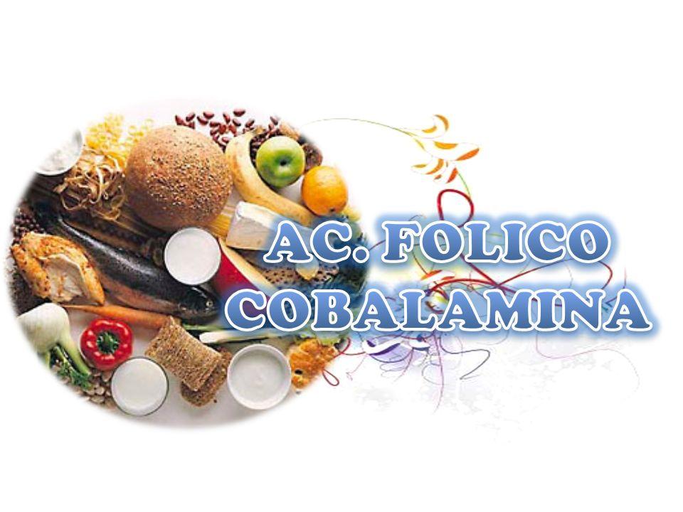 AC. FOLICO COBALAMINA