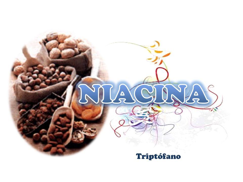 NIACINA Triptófano