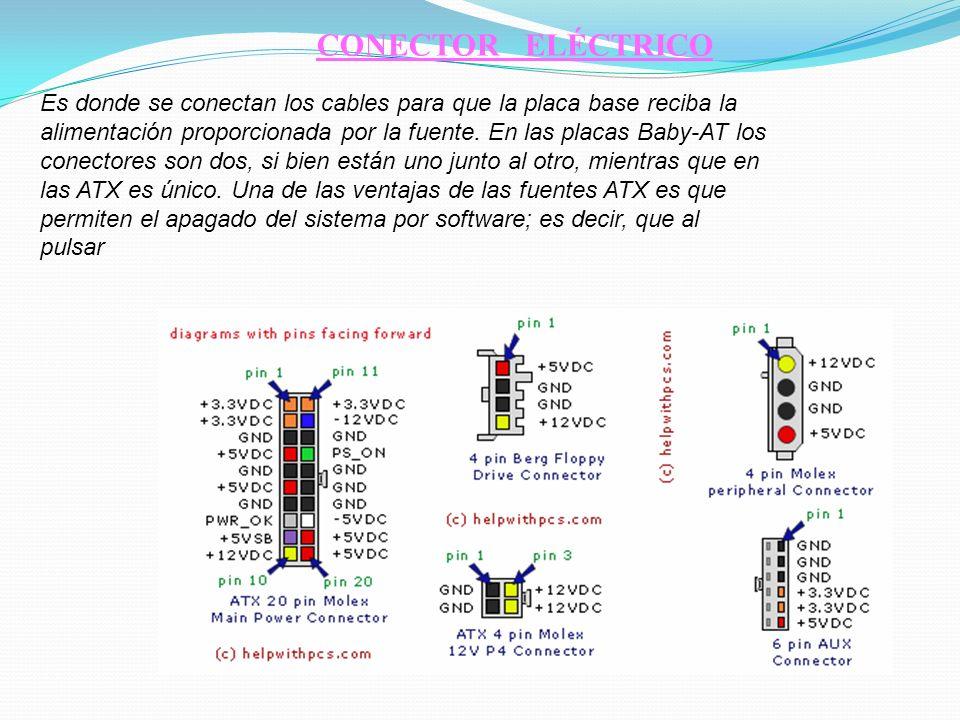 CONECTOR ELÉCTRICO