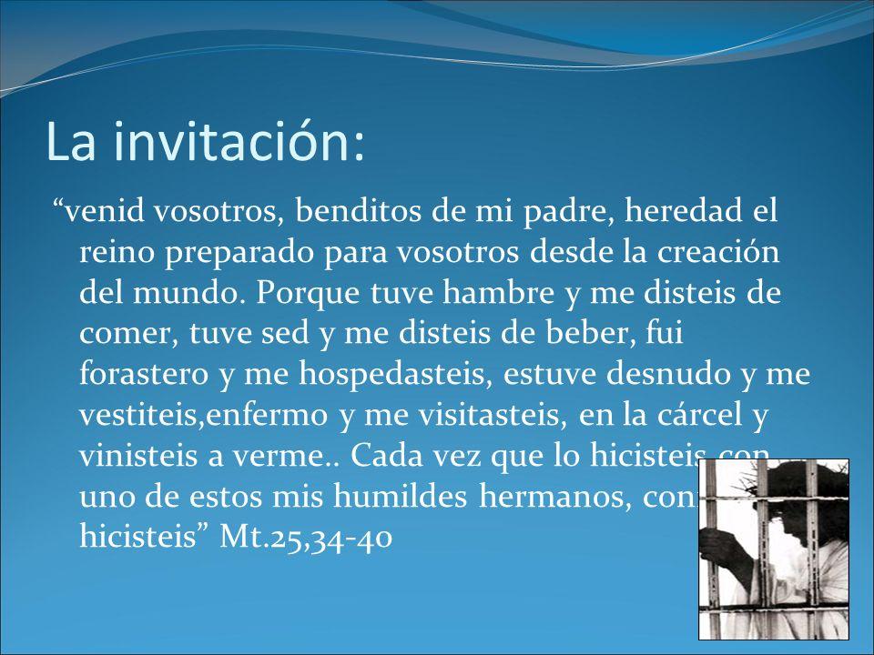 La invitación: