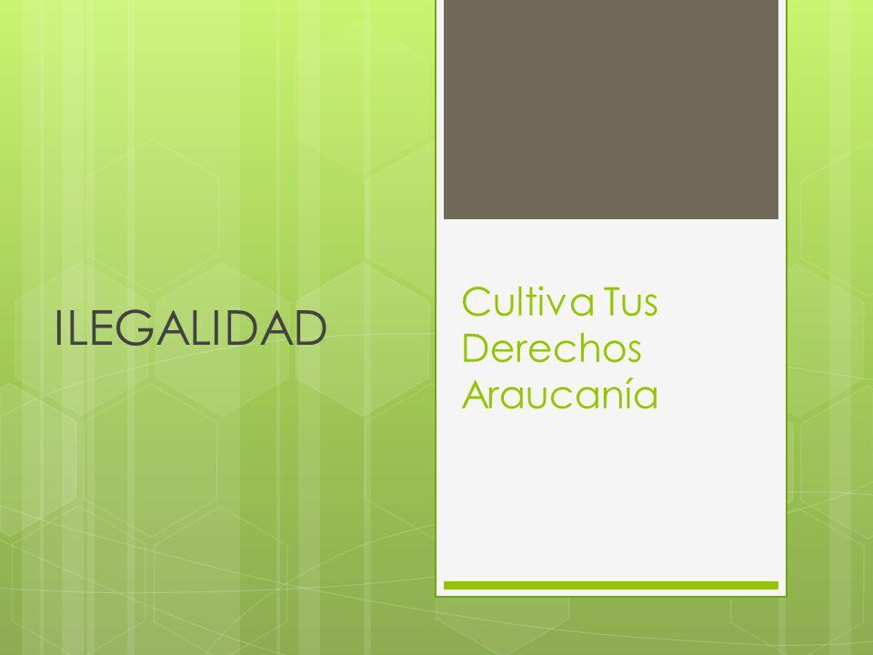Cultiva Tus Derechos Araucanía