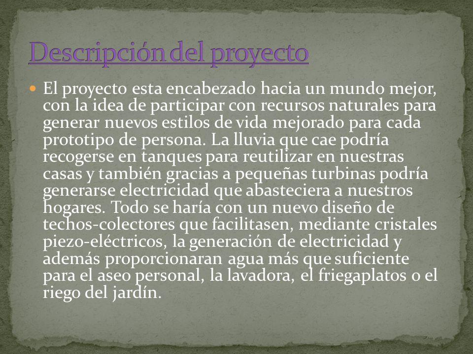 Descripción del proyecto