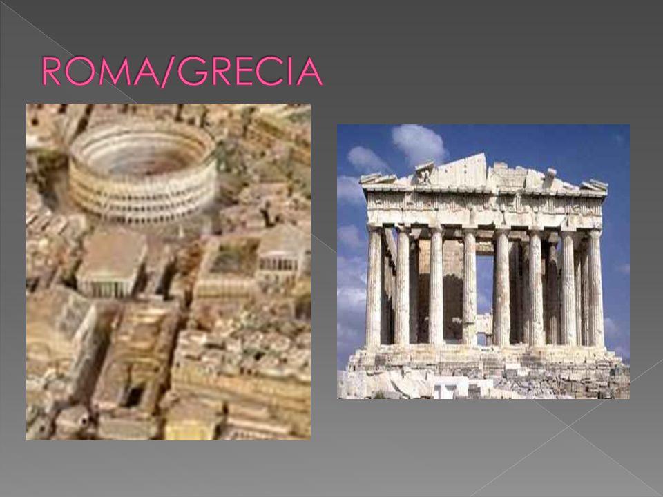 ROMA/GRECIA