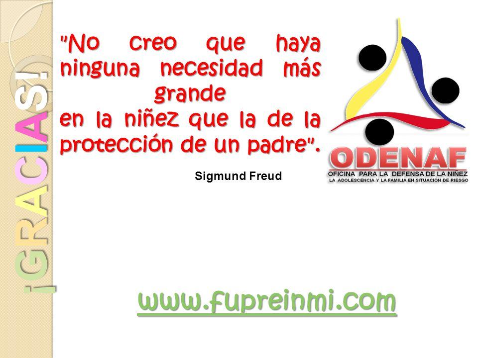 ¡GRACIAS! www.fupreinmi.com