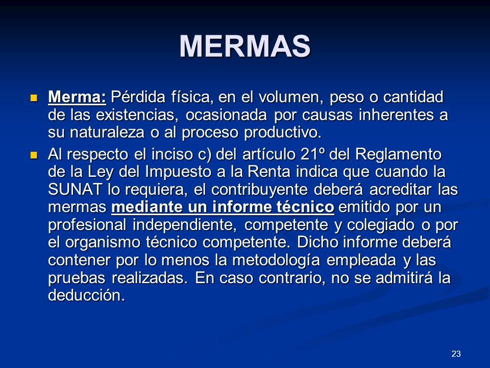 MERMAS
