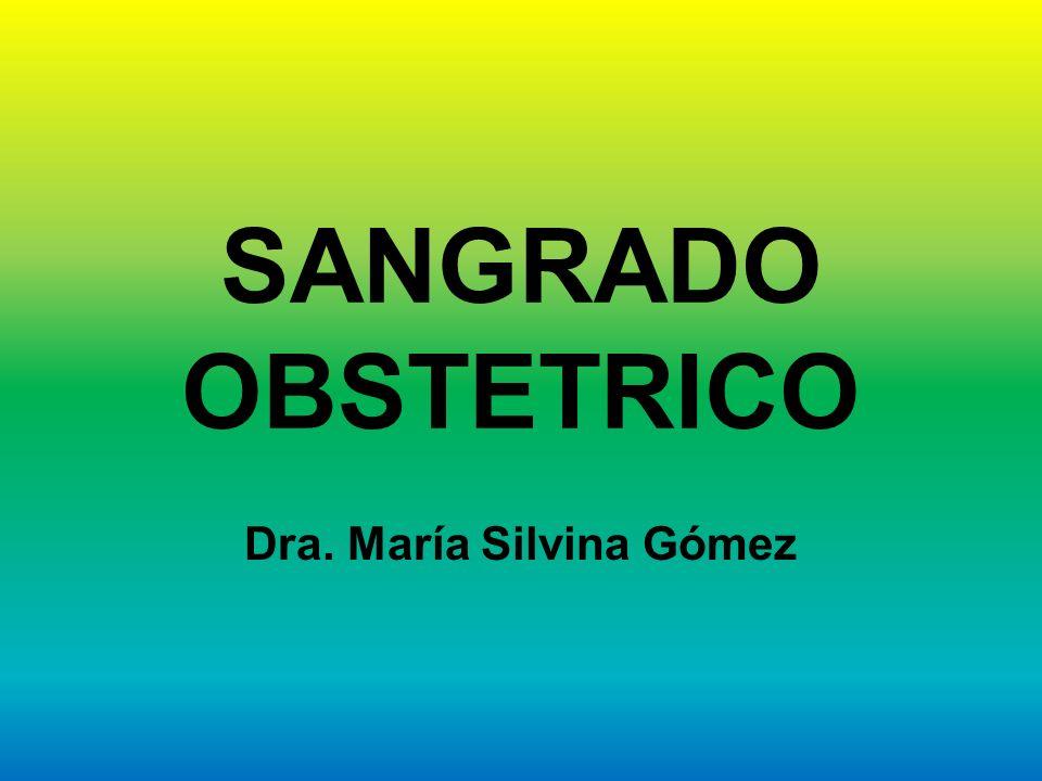 Dra. María Silvina Gómez