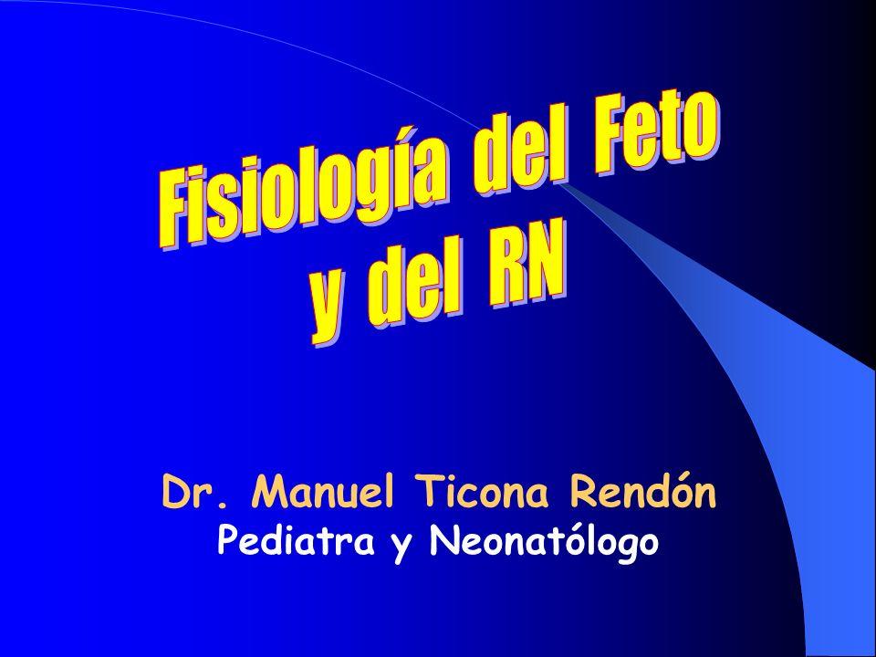 Dr. Manuel Ticona Rendón Pediatra y Neonatólogo