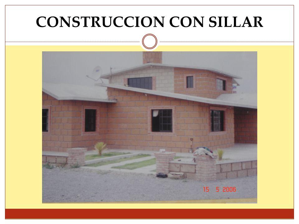 CONSTRUCCION CON SILLAR