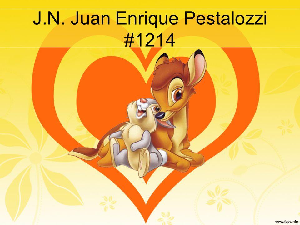 J.N. Juan Enrique Pestalozzi #1214