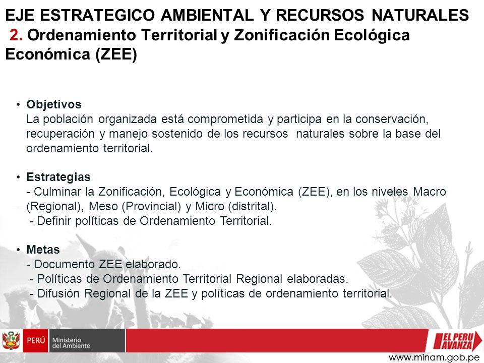 EJE ESTRATEGICO AMBIENTAL Y RECURSOS NATURALES 2