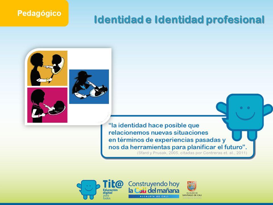 Identidad e Identidad profesional