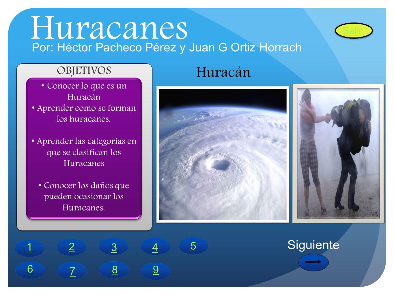 Huracanes Huracán Siguiente