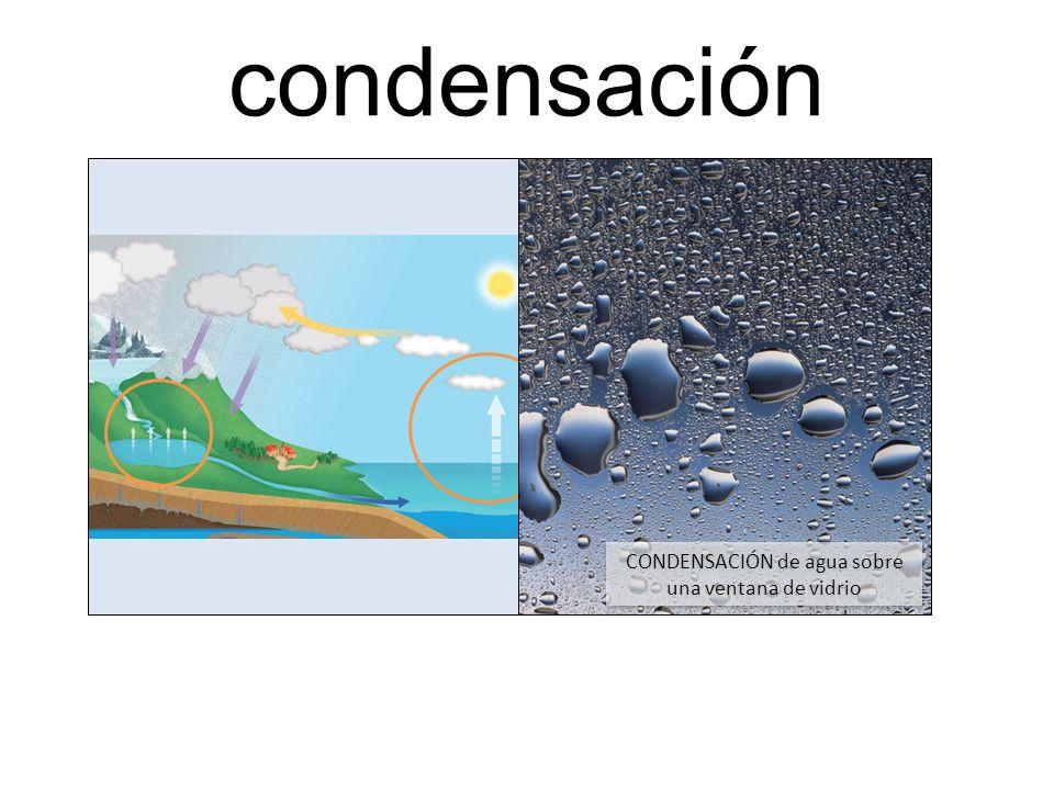 Condensaci n de agua sobre una ventana de vidrio ppt - Condensacion en las ventanas ...