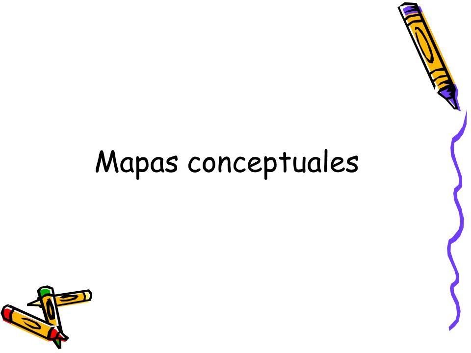 Mapas conceptualesPueden definir lo que son los mapas conceltuales y más adelante explican cómo se complementan.