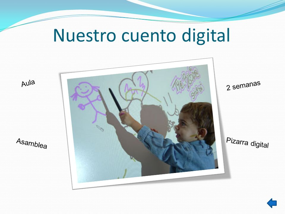Nuestro cuento digital