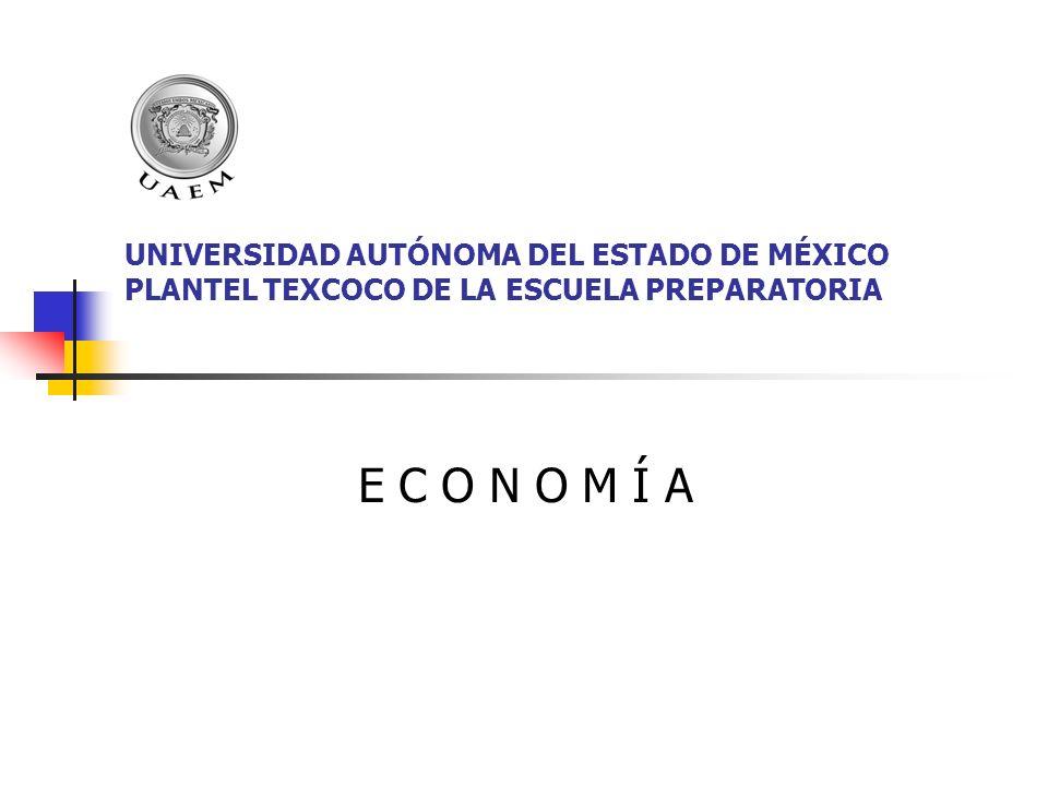 UNIVERSIDAD AUTÓNOMA DEL ESTADO DE MÉXICO PLANTEL TEXCOCO DE LA ESCUELA PREPARATORIA