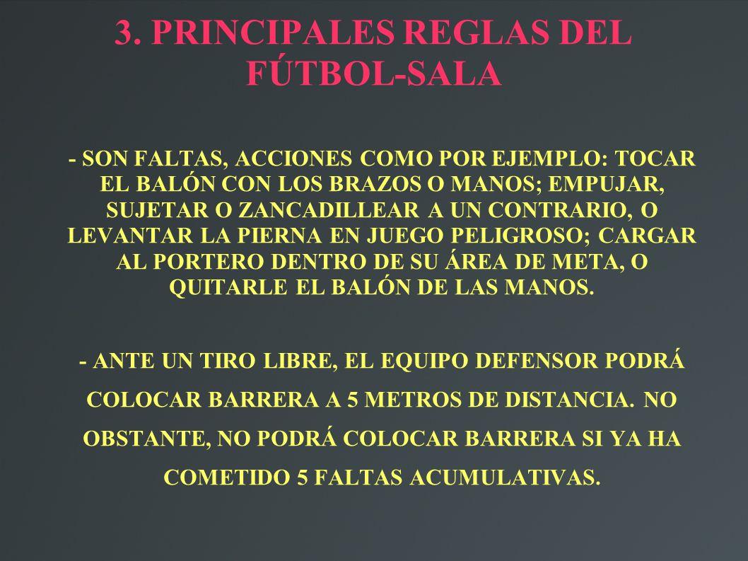 Ni messi ni ronaldo el bal n de oro soy yo f tbol for 5 reglas del futbol de salon