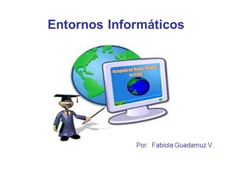 Entornos Informáticos