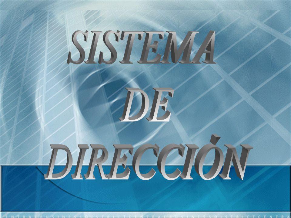 SISTEMA DE DIRECCIÓN SISTEMA DE DIRECCION