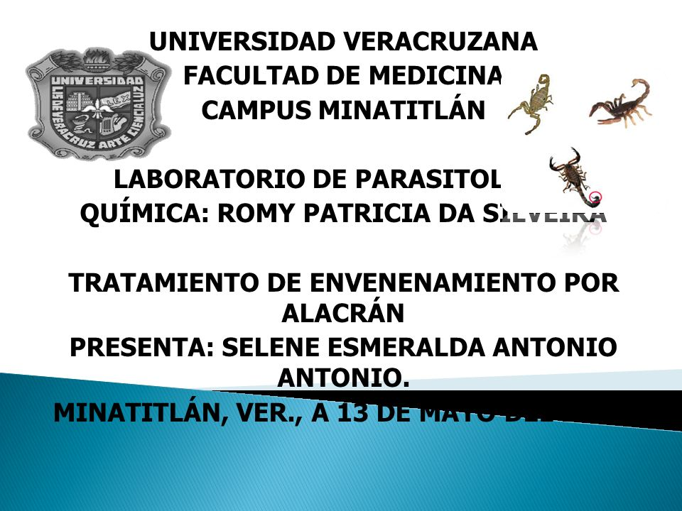 UNIVERSIDAD VERACRUZANA FACULTAD DE MEDICINA CAMPUS MINATITLÁN