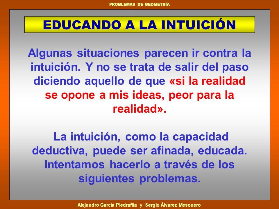 EDUCANDO A LA INTUICIÓN
